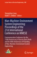Man-Machine-Environment System Engineering and Its Historical Mission