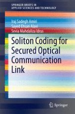 Introduction of Fiber Waveguide and Soliton Signals Used to Enhance the Communication Security