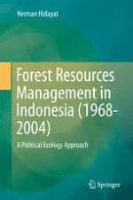 The Political Ecology of Forest Resources Management