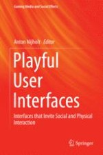Playful Interfaces: Introduction and History