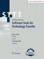 International Journal on Software Tools for Technology Transfer 6/2010