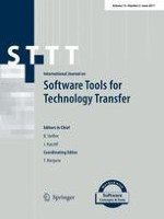 International Journal on Software Tools for Technology Transfer 3/2011