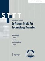 International Journal on Software Tools for Technology Transfer 2/2013