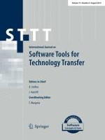 International Journal on Software Tools for Technology Transfer 4/2013