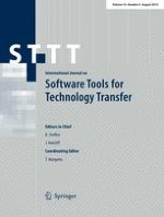 International Journal on Software Tools for Technology Transfer 4/2014