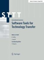 International Journal on Software Tools for Technology Transfer 4/2016