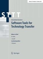 International Journal on Software Tools for Technology Transfer 5/2016
