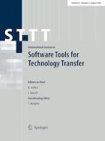 International Journal on Software Tools for Technology Transfer 4/2020