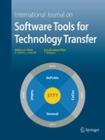 International Journal on Software Tools for Technology Transfer 3/2005