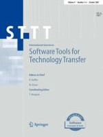 International Journal on Software Tools for Technology Transfer 5-6/2007