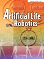 Artificial Life and Robotics 1/2017