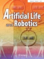 Artificial Life and Robotics 1/2019