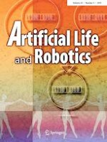 Artificial Life and Robotics 4/2019