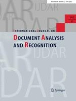 International Journal on Document Analysis and Recognition (IJDAR) 2/2011