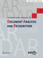 International Journal on Document Analysis and Recognition (IJDAR) 2/2001