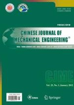 Chinese Journal of Mechanical Engineering 1/2012