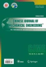 Chinese Journal of Mechanical Engineering 4/2013