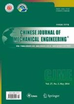 Chinese Journal of Mechanical Engineering 3/2014
