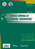 Chinese Journal of Mechanical Engineering 5/2014