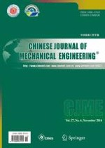 Chinese Journal of Mechanical Engineering 6/2014