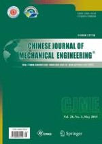 Chinese Journal of Mechanical Engineering 3/2015