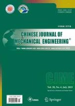Chinese Journal of Mechanical Engineering 4/2015