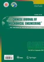 Chinese Journal of Mechanical Engineering 5/2015