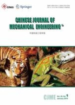 Chinese Journal of Mechanical Engineering 1/2016