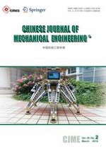Chinese Journal of Mechanical Engineering 2/2016