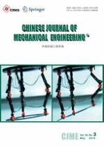 Chinese Journal of Mechanical Engineering 3/2016