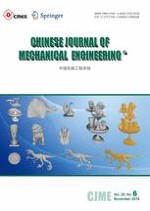 Chinese Journal of Mechanical Engineering 6/2016