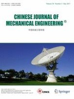 Chinese Journal of Mechanical Engineering 3/2017