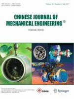 Chinese Journal of Mechanical Engineering 4/2017