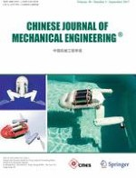 Chinese Journal of Mechanical Engineering 5/2017
