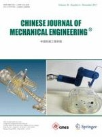 Chinese Journal of Mechanical Engineering 6/2017