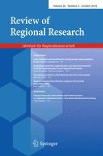 Review of Regional Research 2/2016