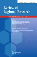 Review of Regional Research 1/2017