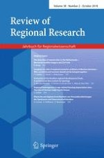 Review of Regional Research 2/2018