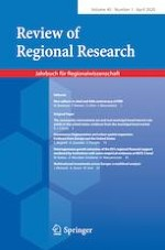 Review of Regional Research 1/2020