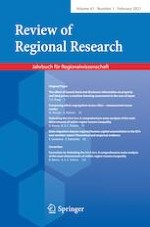 Review of Regional Research 1/2021