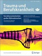 Trauma und Berufskrankheit 1/2008