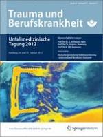 Trauma und Berufskrankheit 1/2013