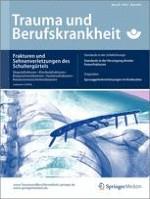 Trauma und Berufskrankheit 1/2014