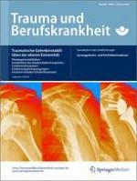 Trauma und Berufskrankheit 4/2014