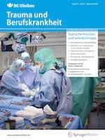Trauma und Berufskrankheit 4/2019