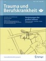 Trauma und Berufskrankheit 3/2005