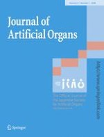 Journal of Artificial Organs 3/2009