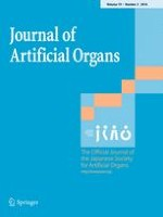 Journal of Artificial Organs 3/2016