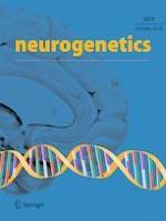 neurogenetics 4/2019