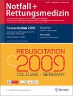 Notfall +  Rettungsmedizin 2/2009